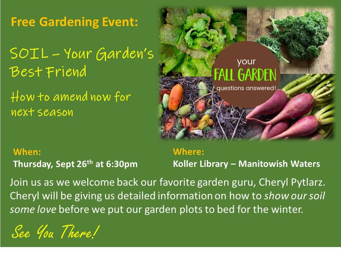 Free Garden Event_SOIL