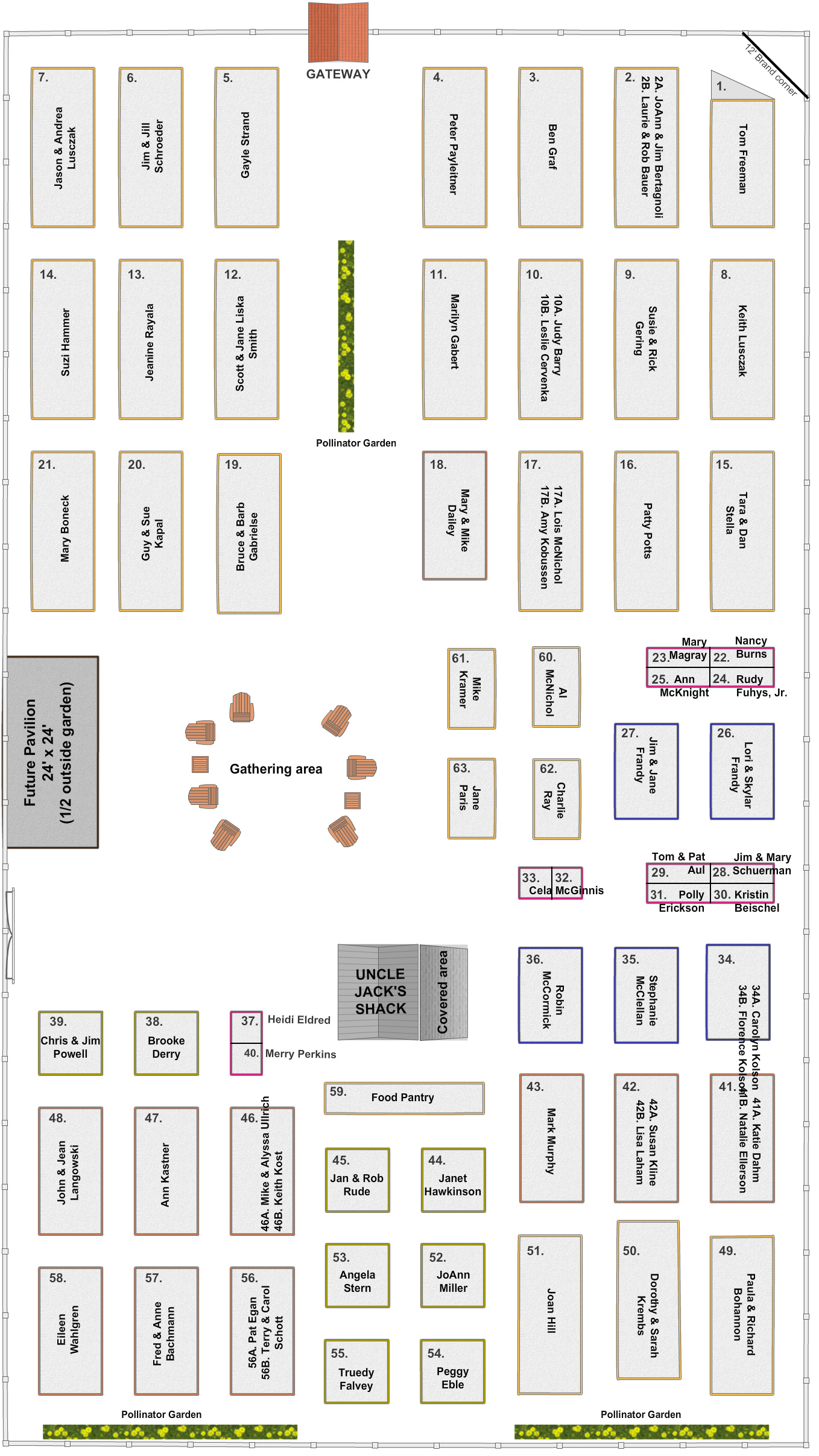 2021 Site Map wNames 012721